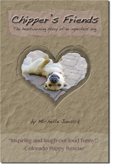 Front cover of Chipper's friends, by Michelle Jansick
